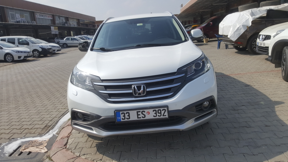 2013 MODEL HONDA CR- V 1.6 DTEC ELEGANCE