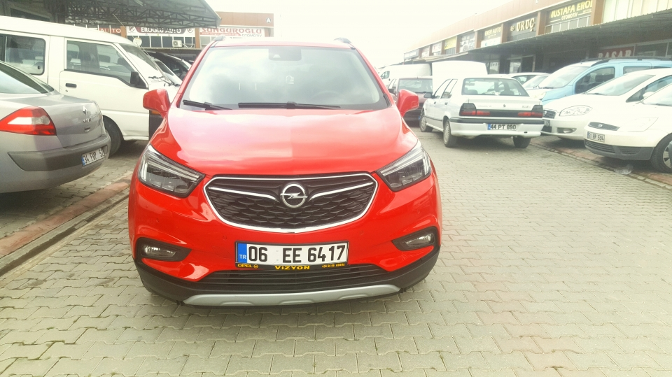 OPEL MOKKA X 1.4 TURBO EXCALLANCE OTOMATIK
